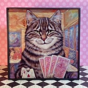 Card Shark Cat